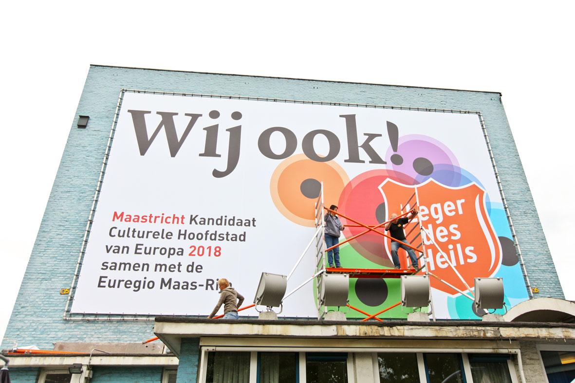Maastricht Culturele Hoofdstad