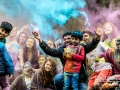 Holi Celebration op het United World College