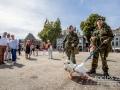 Commando-overdracht Limburgse Jagers