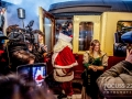 Kerstman komt aan in Nederland