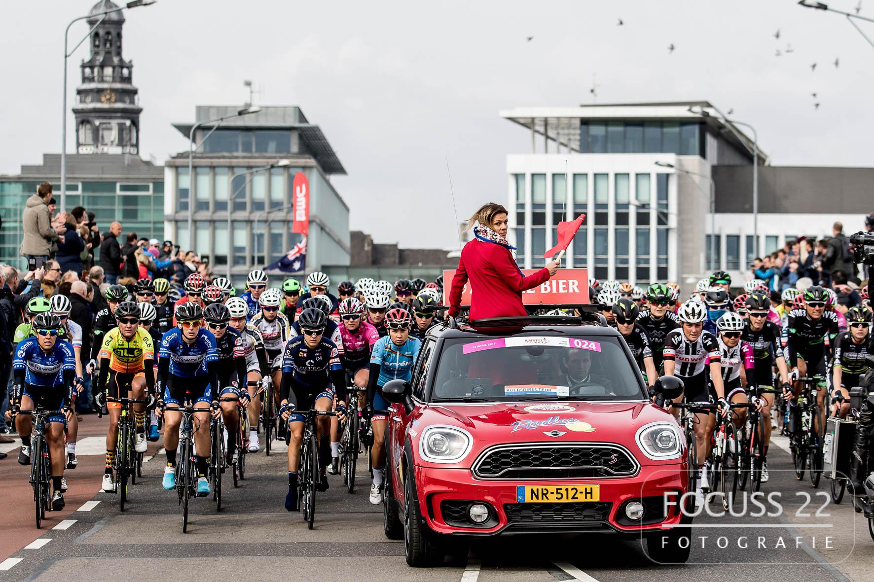 52ste editie Amstel Gold Race ook voor vrouwen