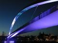 Hoge brug in Maastricht